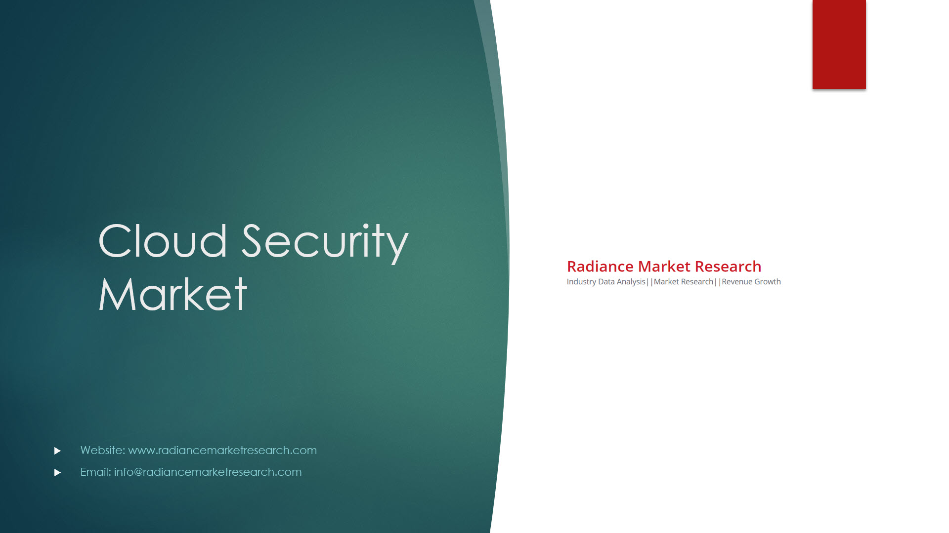 Cloud Security Market