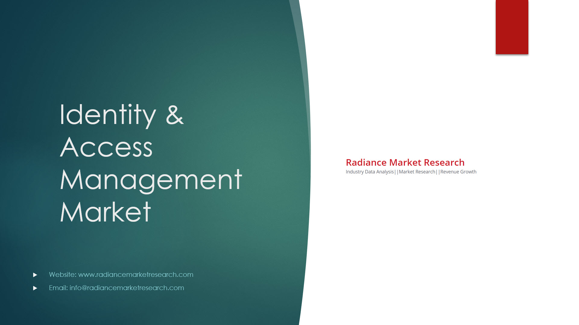 Identity & Access Management Market