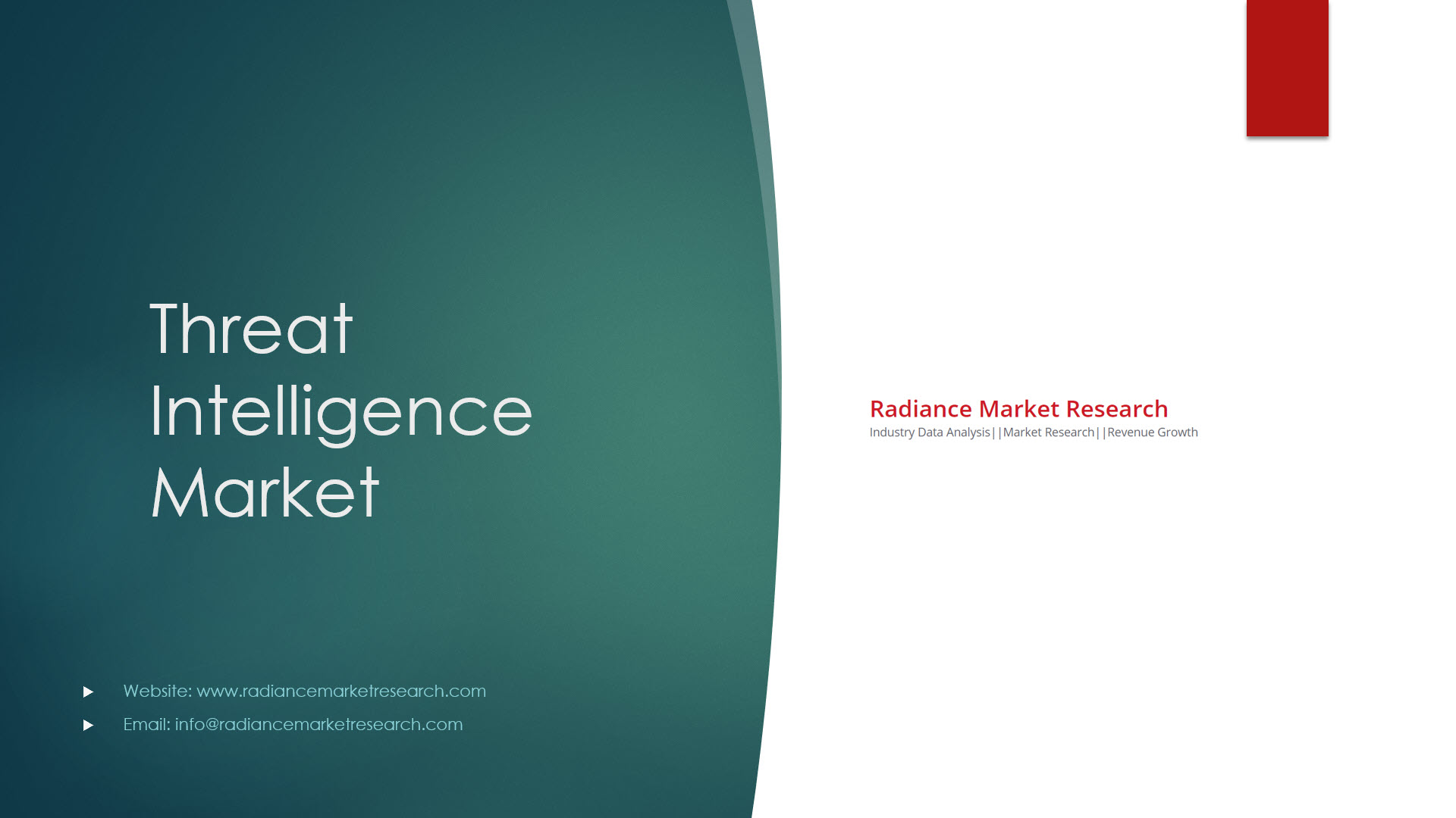 Threat Intelligence Market
