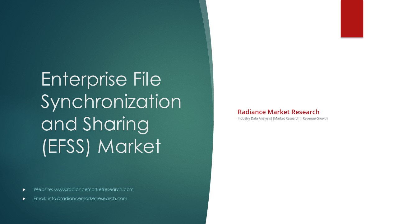 Enterprise File Synchronization and Sharing (EFSS) Market