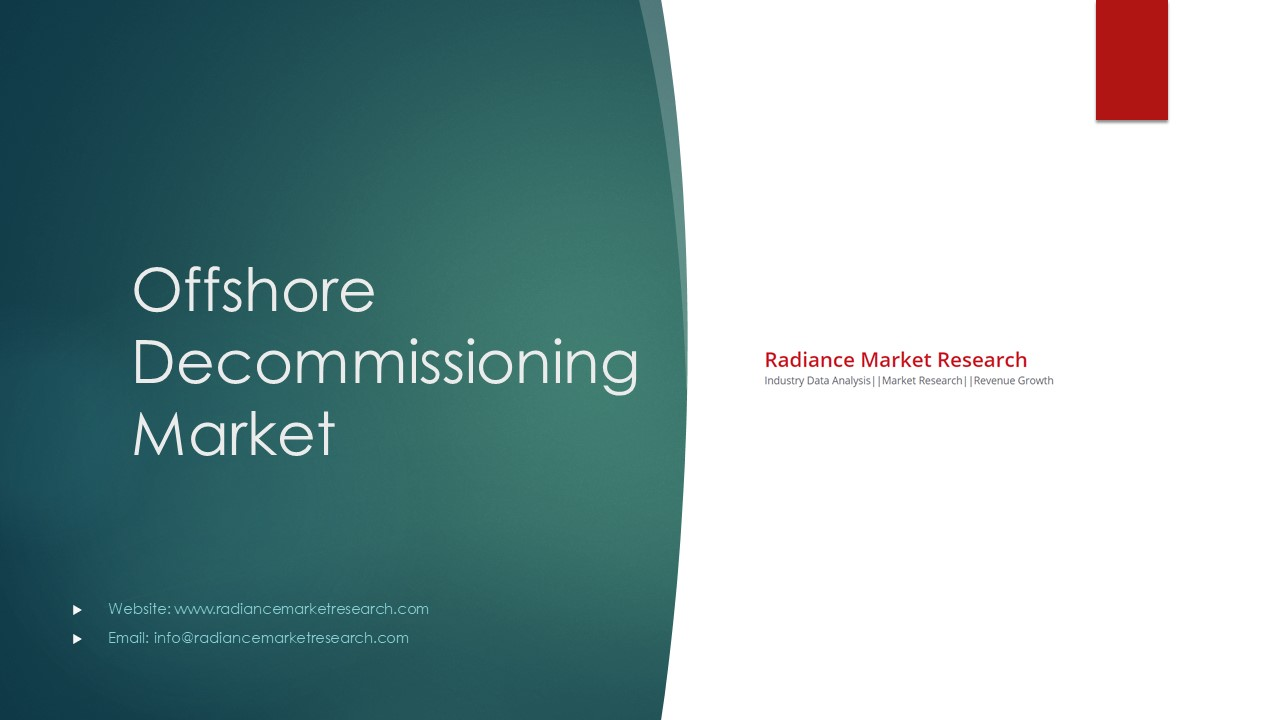Offshore Decommissioning Market