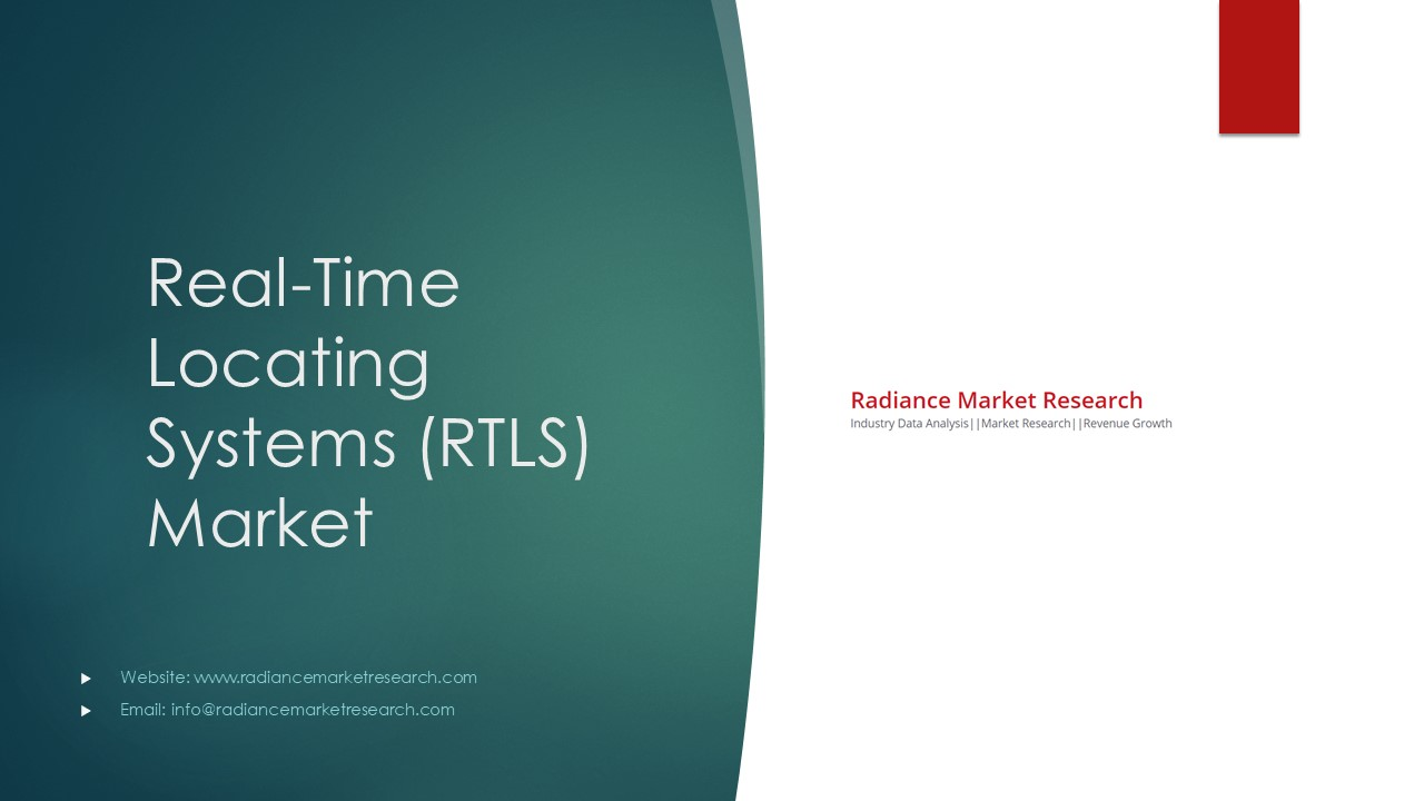 Real-Time Locating Systems (RTLS) Market