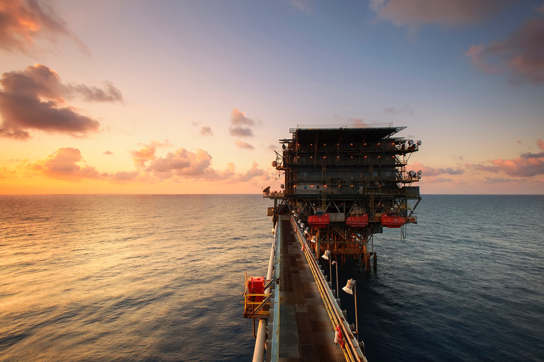 Impact of COVID-19 on the oil sector